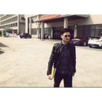 杭州白墙画室-梁冰