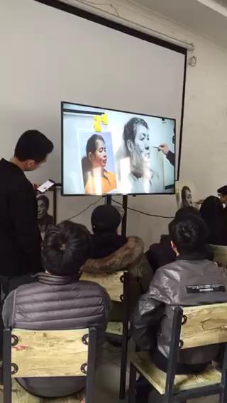 蔡老师教师培训课堂