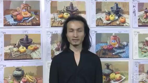 美胜画室作品展