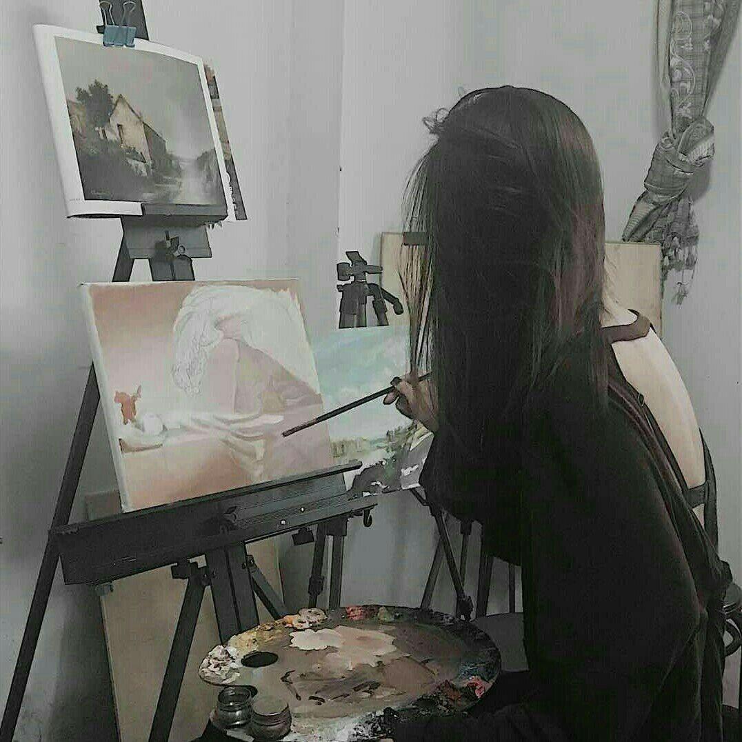 华卿画室-刘妮