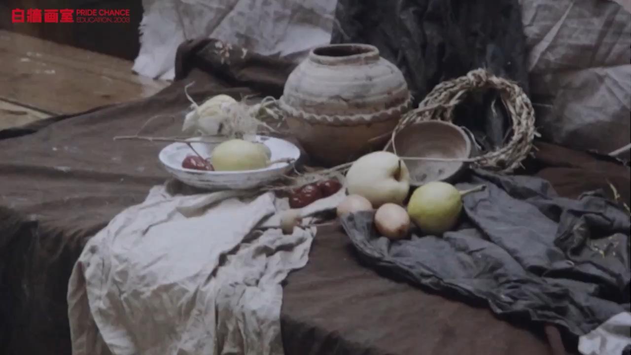 【杭州美术高考培训】色彩-静物-陶罐水果类(一)