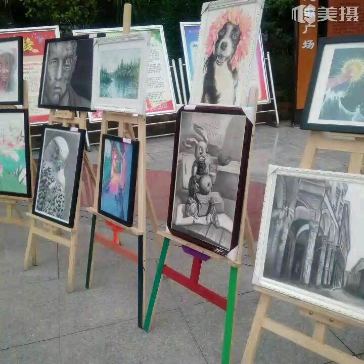 兴趣作品展览