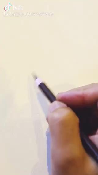 今天教大家速写画眼睛,据说学会后上课有妙用哦