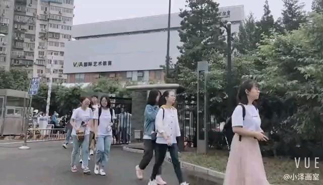 小泽追梦班 央美研究生毕业展走起