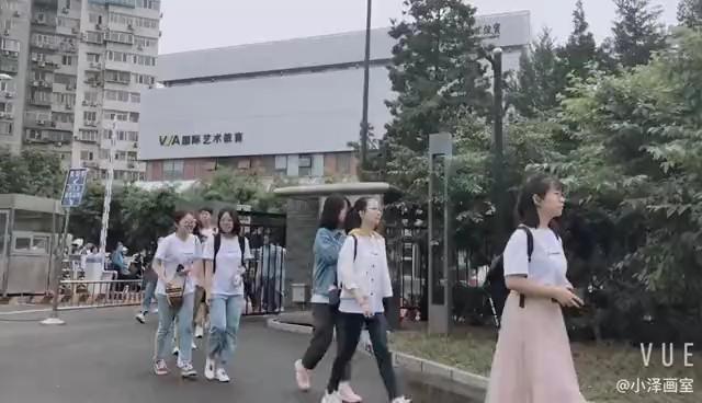 小泽追梦班 央美研究生毕业展走起[太阳]