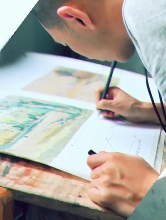 教师调研进行中 为美术生的艺考路保驾护航[奋斗]