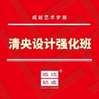 清华央美设计强化班