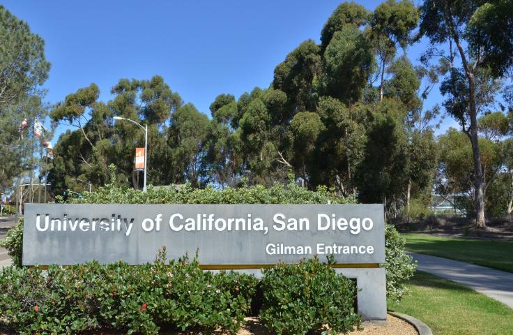 加州大学圣地亚哥分校
