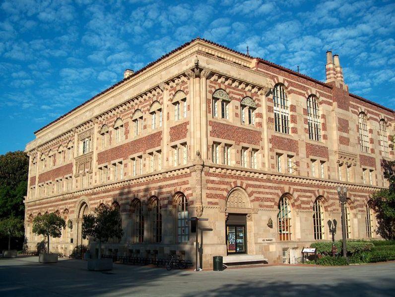 南加利福尼亚大学
