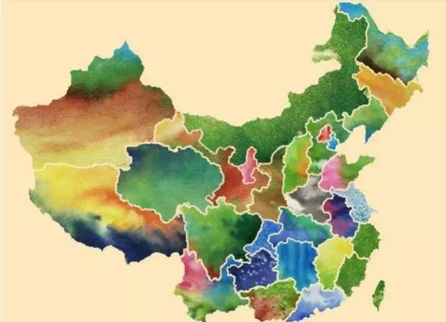 他花2年时间把中国34省市名字重新设计了一遍,惊艳了500万网友