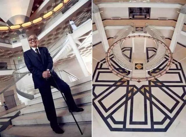 """【夜读】""""现代建筑的最后大师""""华裔建筑师贝聿铭离世,享年102岁"""