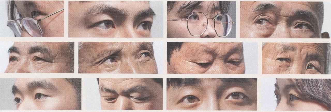 【超强干货】速写五官局部之眼睛的画法