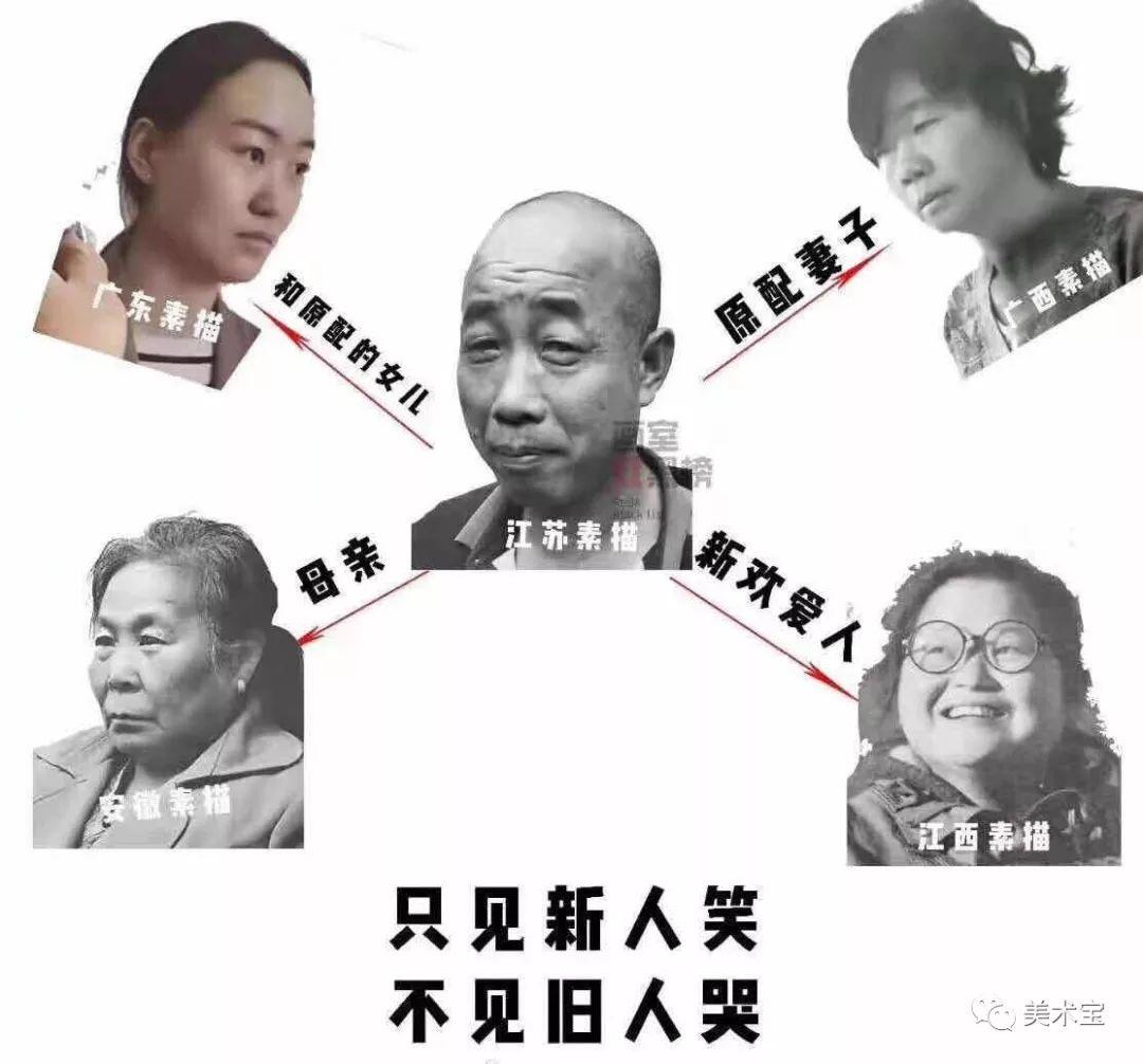 【联考轰炸区】今日看点:一个男人与四个女人的爱恨情仇,江西考题勇夺MVP!