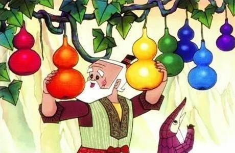 """妖精,快放了我爷爷!!!穿越30年的回忆,""""葫芦兄弟""""邮票将于六一儿童节发行!"""