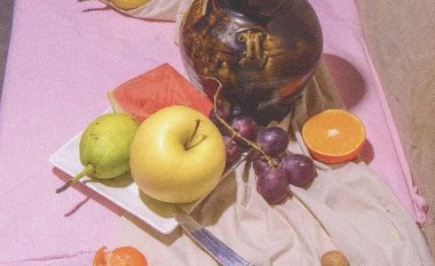 【高分干货】美考常客!罐子+水果+小刀的组合,速看!