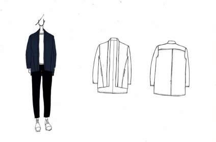 白塔岭校服设计!哪个好?