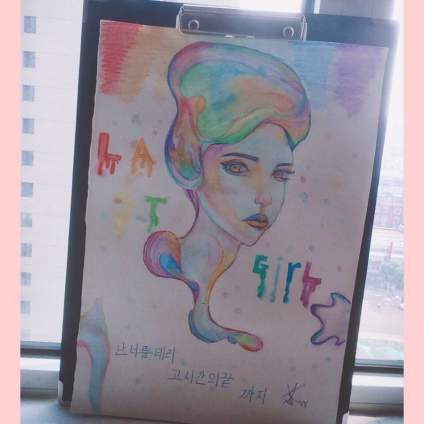 苏铂雯2001年 狮子座 .喜欢画画爵士舞汉服 每日一则高颜值美术生 投