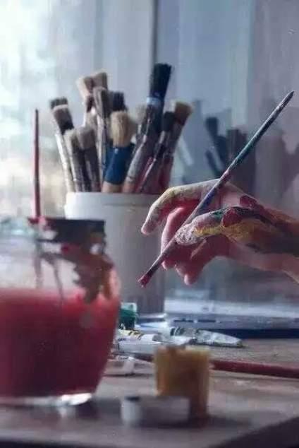 【中央美术学院】给自己一个画画的理由?