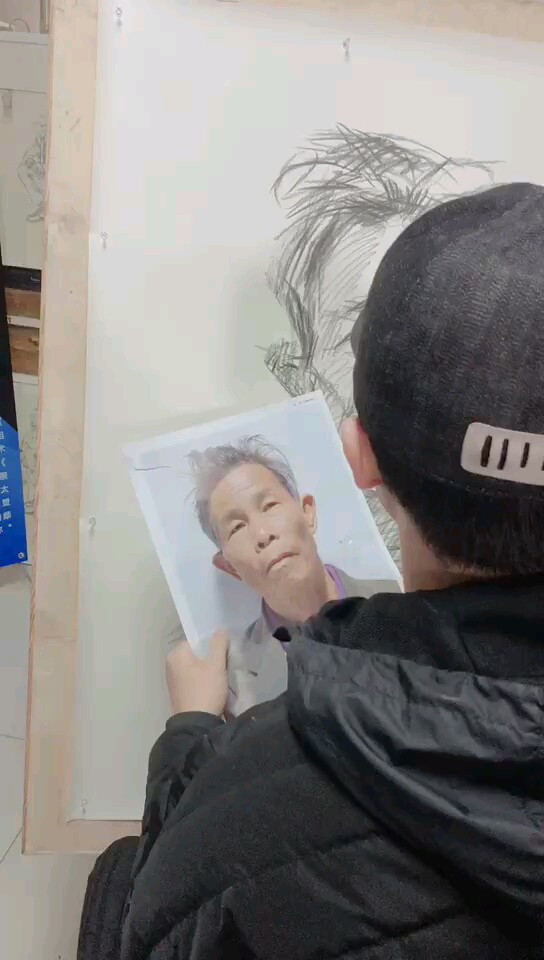 徐老師范畫二