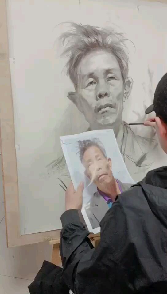 徐老師范畫三