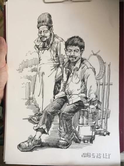 深圳写意画室