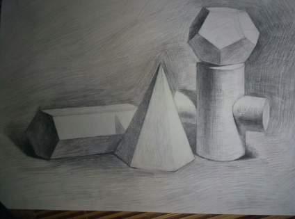 【高二了,学美术晚不晚?】我现在上高二,初学美术,不知道画成这样能行吗?