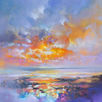 【滴~色彩卡】多彩的苏格兰风景 / Scott Naismith