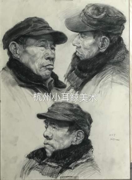 【你们都在哪个牛B画室】杭州小耳鲸美术,绝对牛逼