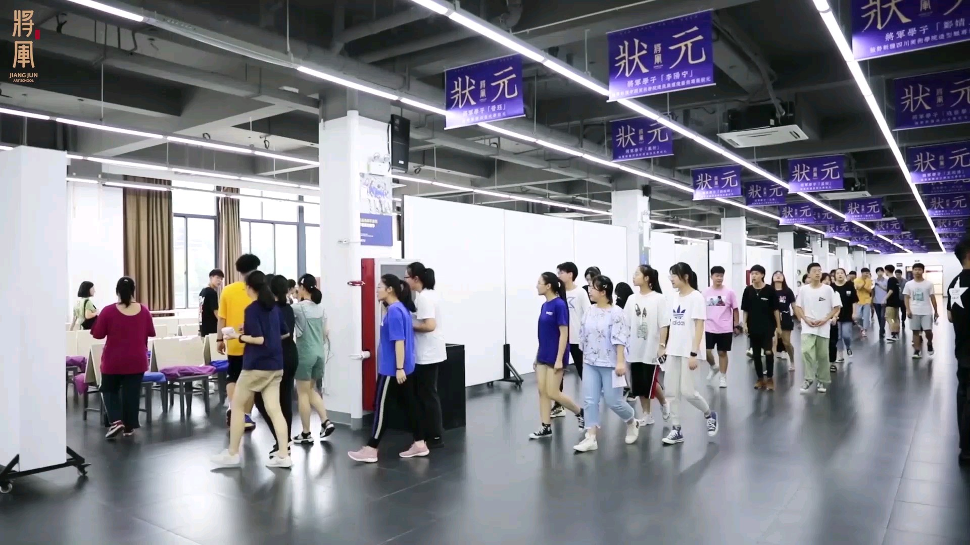 杭州将军画室|暑期班回顾,以梦想为誓,明年,我们不见不散!