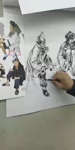 西寧老師的范畫時間