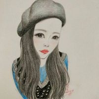 西安青卓美术小蕾