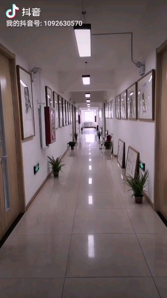 郑州校区环境赏析#098画室