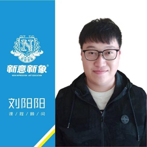 新意新象刘阳老师