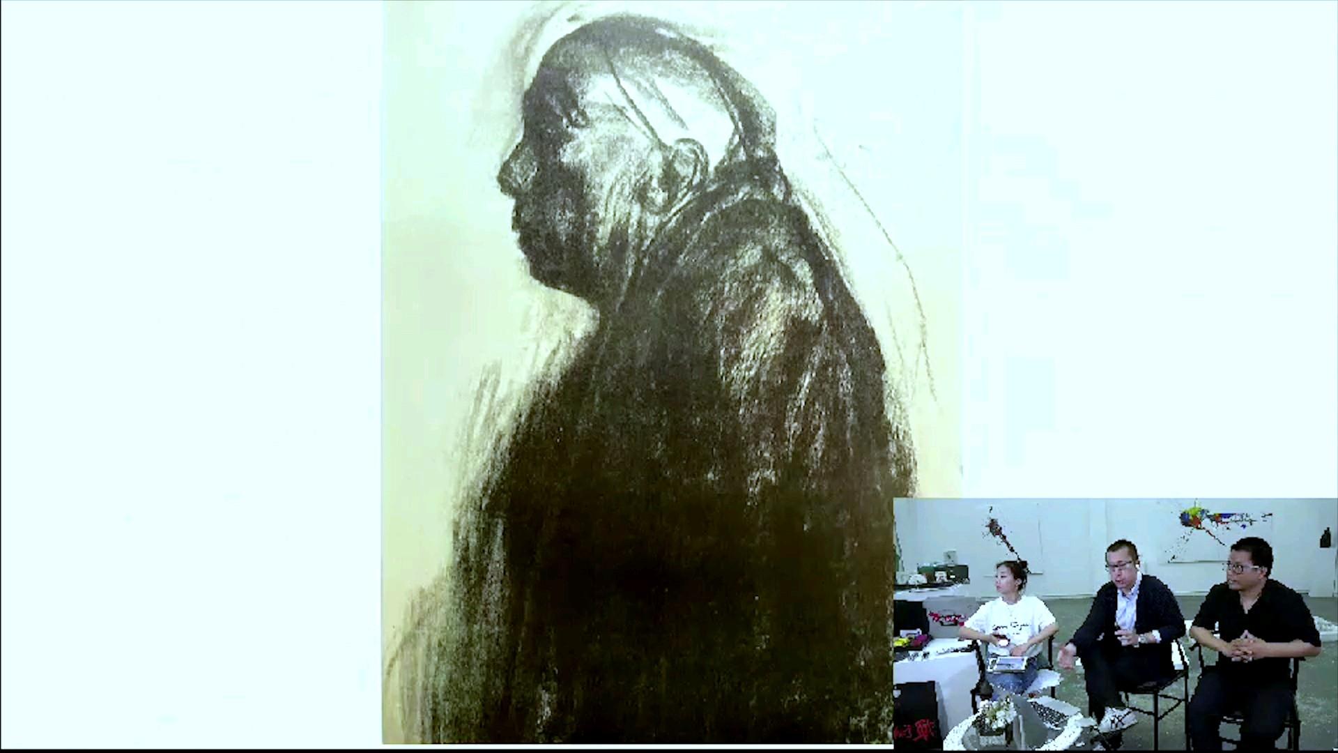 盧征遠、盧華卿《造型藝術公益講座》  ——繪畫不是看到什么就畫什么