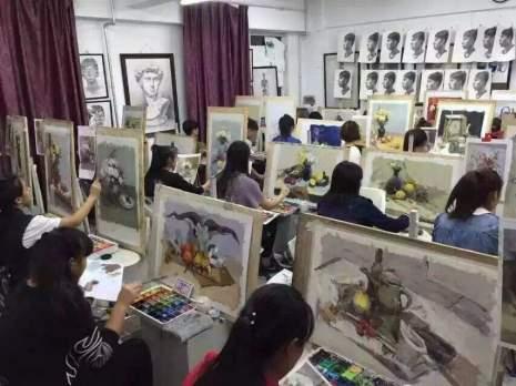 哈尔滨美苑艺新文化艺术学校图5