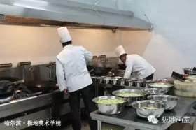 哈尔滨极地美术学校食堂图7