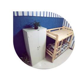 寝室/热水器/空调/洗衣