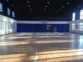 皇姑校区室内篮球场