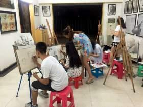 武汉768画室教室图5
