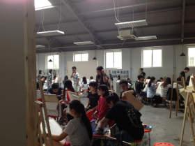 北京华卿画室教室图4