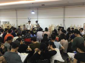 北京華卿畫室教室圖7
