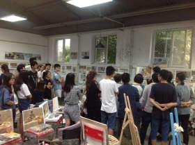 北京华卿画室教室图6