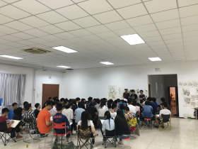 北京华卿画室教室图2