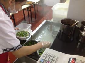 北京华卿画室食堂图3