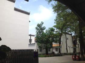 校区内生活区与教学区隔离