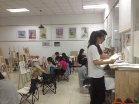 北京华卿画室教室图5