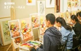 北京栾树画室教室图5