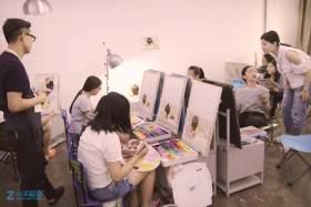 北京小泽画室教室图2