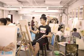 北京小泽画室教室图8