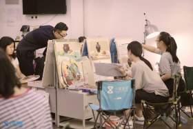 北京小泽画室教室图5